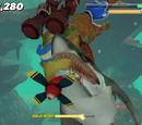 Evil sharks