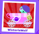 Spotted: WisteriaWolf!
