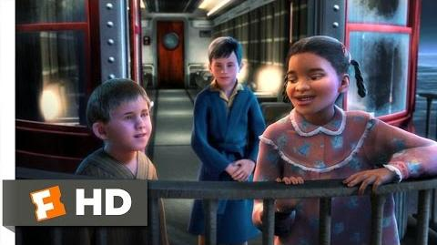 The Polar Express (3 5) Movie CLIP - When Christmas Comes To Town (2004) HD