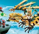 70503 Le dragon d'or