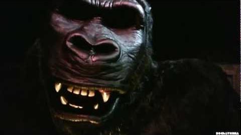 Old King Kong Attraction at Universal Studios Hollywood HD