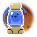 Blue Slime Lamp.png
