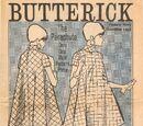 Butterick Fashion News November 1967