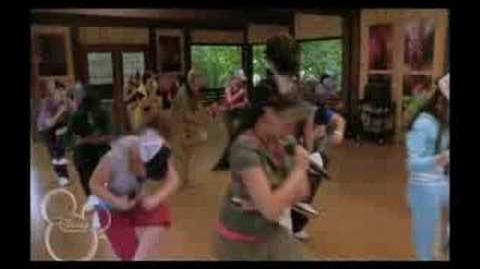 Camp Rock - Start the Party (HQ)