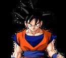 Goku (DBDa) y Todas sus Transformaciones