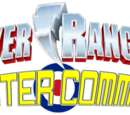 Power Rangers Fighter Command