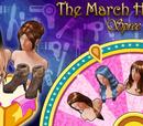 March Hair Spree Spinner