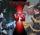 Aeon Flux vs. Batgirl