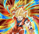 Returning from the Otherworld Super Saiyan 2 Goku (Angel)