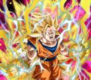Burgeoning Strength Super Saiyan 3 Goku (Angel)