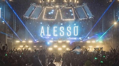 Alesso Main Stage Ultra Music Festival Miami 2015