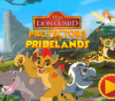 The Lion Guard: Protectors of the Pridelands