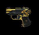 COP 357 Derringer-Gold Phoenix