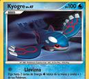 Kyogre (Despertar de las Leyendas TCG)