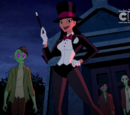 Zatanna Zatara(Justice League Action)