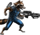 GotG Vol.2 Rocket Raccoon/Danny R.R