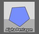 Alpha Pentagon