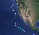 1764 Pacific Hurricane Season