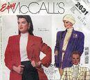 McCall's 2631