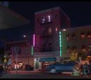 Ash's apartment