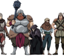 Onida DSTY/Strongest Overlord Characters