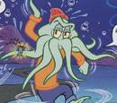 Giant kraken