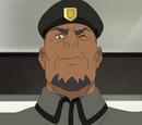 Commander Iverson
