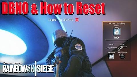 Game Mechanics of Tom Clancy's Rainbow Six Siege