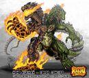 Green Kaiju