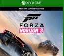 Forza Horizon 3/Gallery