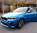 BMW X6 M (2015)