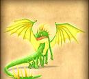 Königlicher Feuerwurm/Dragons-Aufstieg von Berk