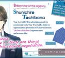 Shunichiro Tachibana/Character