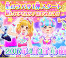 Data Carddass Aikatsu Stars! Wings of Stars - Part 1