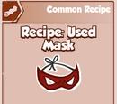 Used Mask