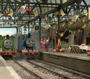 Thomas and the Birthday Picnic