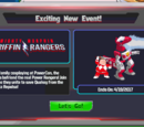 Mighty Morphin Griffin Rangers
