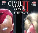 Civil War II: The Oath (Volume 1) 1