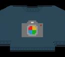 Shiny Screenshot Contest Sweater