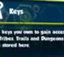 Trail Keys