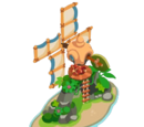 Windy Windmill Islet