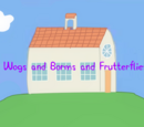 Wogs and Borms and Frutterflies