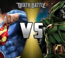 Dr. Doom vs Superman