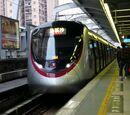 港鐵東西綫中國製列車