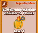 Everburning Molotov Canister of Flames (Legendary)