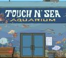 Touch N' Sea Aquarium