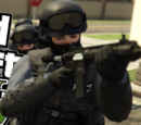 Why FIB Swat Changed Appearance?