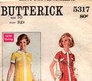 Butterick 5317 B