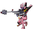 Eva Unit 08 (Gear)