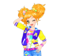 Tricolore Star Coord